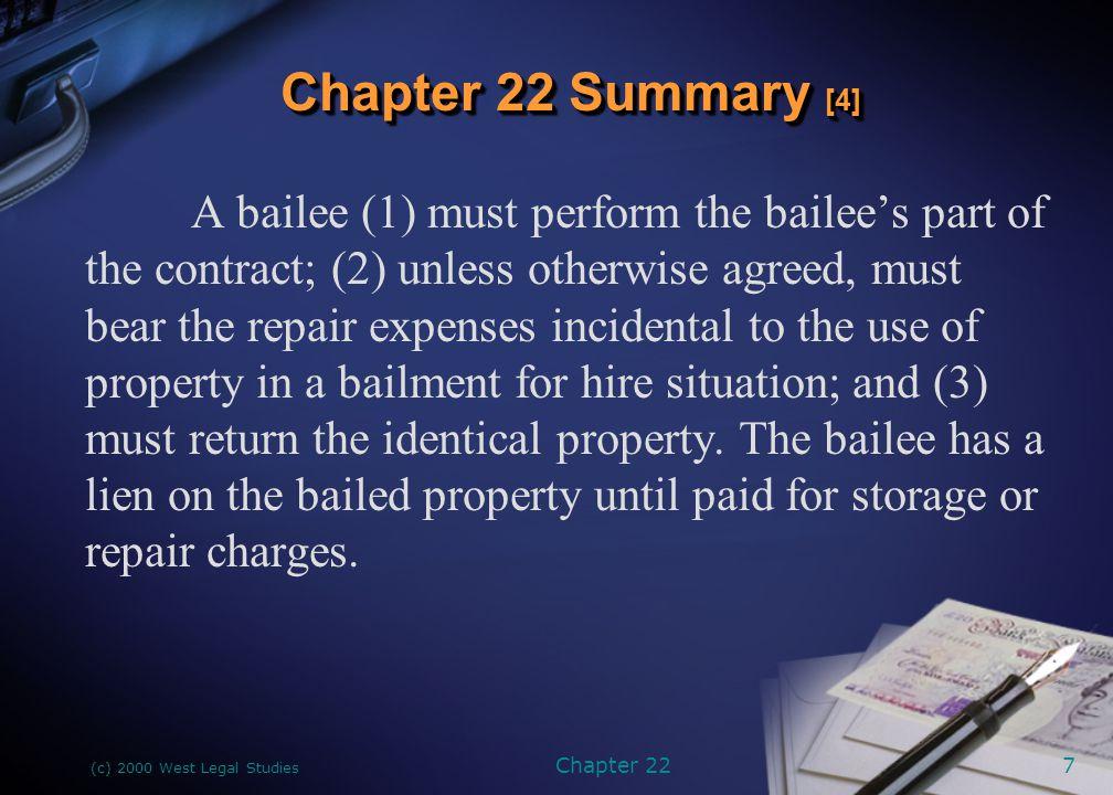 Chapter 22 Summary [4]